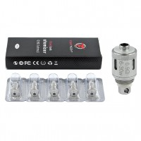 Coil Purely 0.7/0.9 ohm BDC by Fumytech